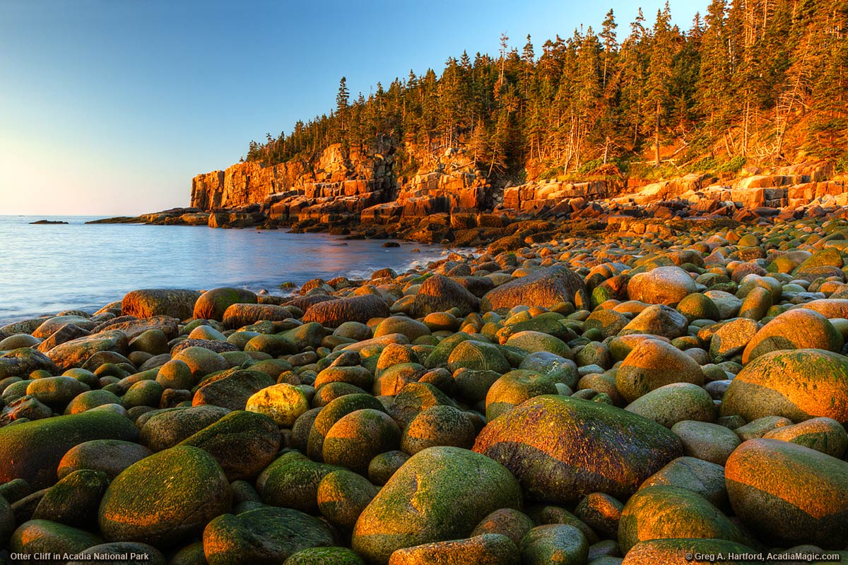 Free Fall Wallpaper For Computer Download Acadia National Park Wallpaper Gallery