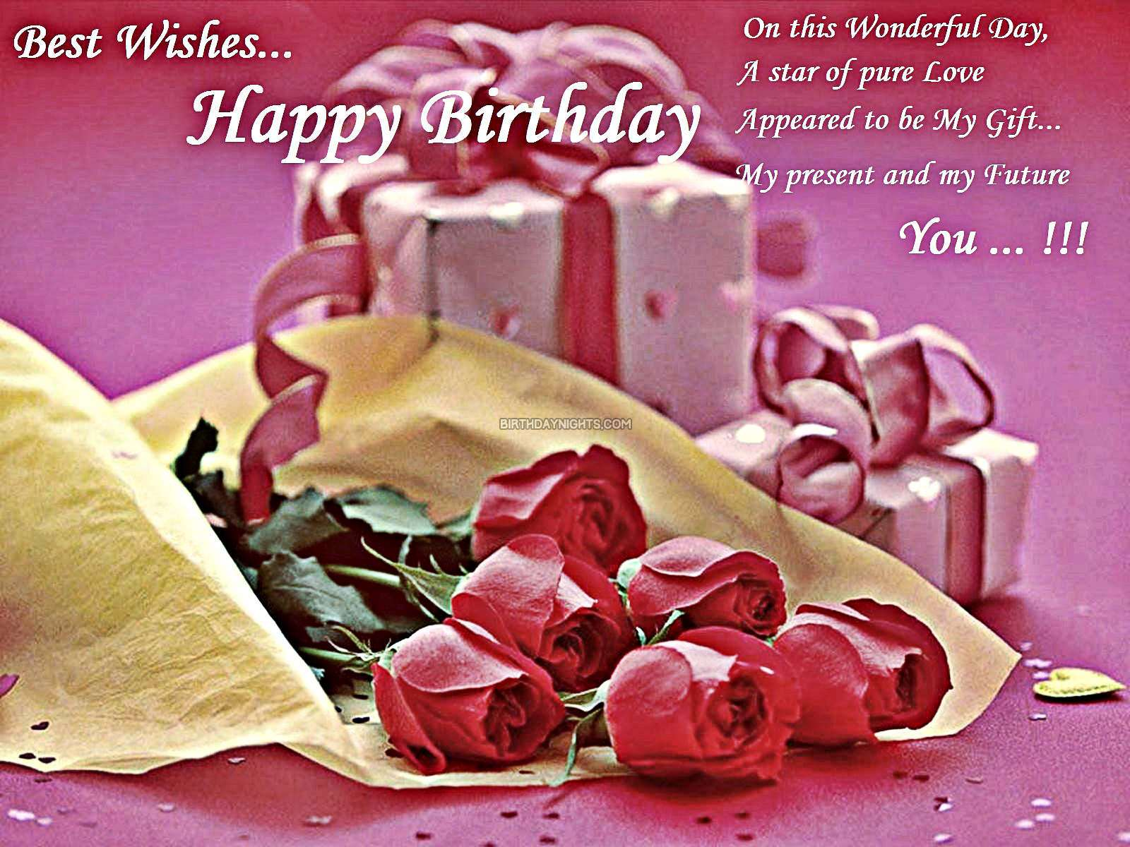 Bright Pink Iphone Wallpaper Download Advance Happy Birthday Wallpaper Gallery