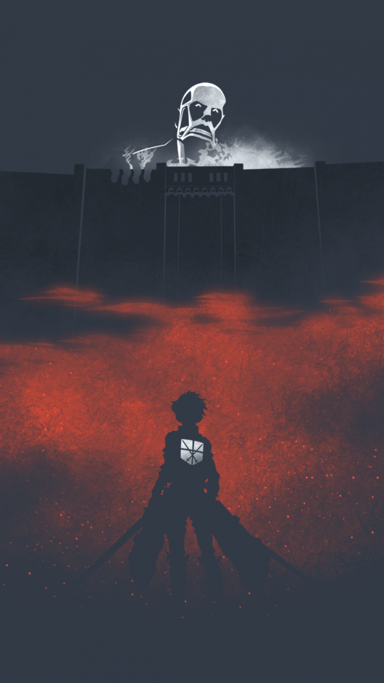The ship sank just four days into its maiden voyage, but it made an indelible impression on the minds o. Download Attack On Titan Phone Wallpaper Gallery