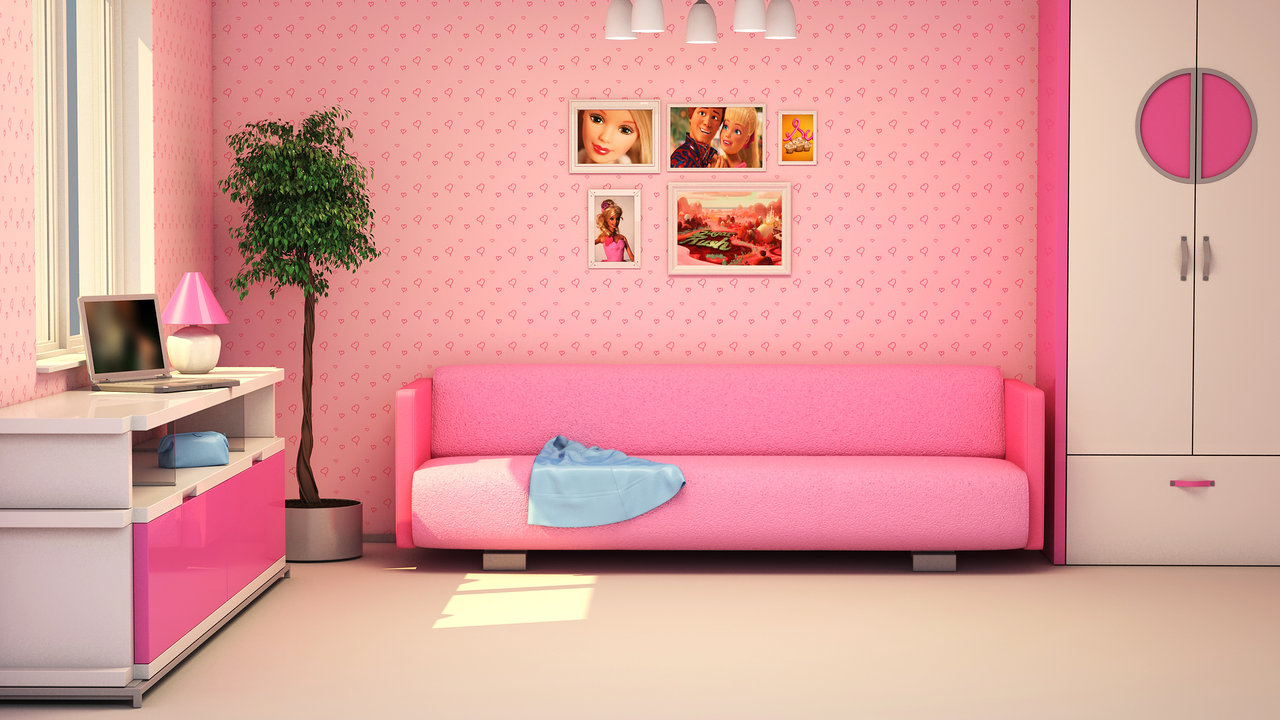 Big Size Wallpapers With Quotes Download Barbie Room Wallpaper Gallery