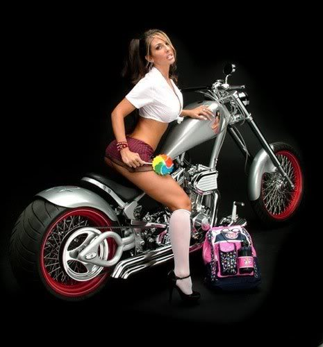 Alone Girl Quotes Wallpapers Download Bike Babe Wallpaper Gallery