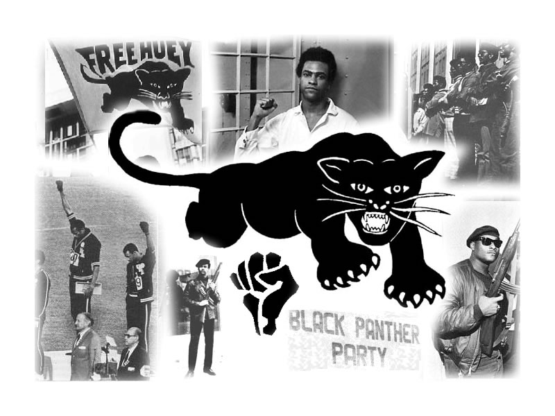 Boondocks Iphone Wallpaper Download Black Panther Party Wallpaper Gallery