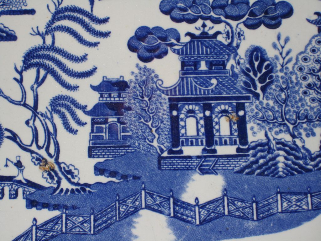 Cute Live Wallpaper Download For Mobile Download Blue Willow Pattern Wallpaper Gallery