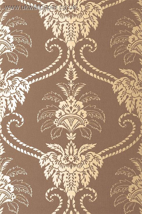 Nike Animated Wallpaper Download Brown And Cream Damask Wallpaper Gallery