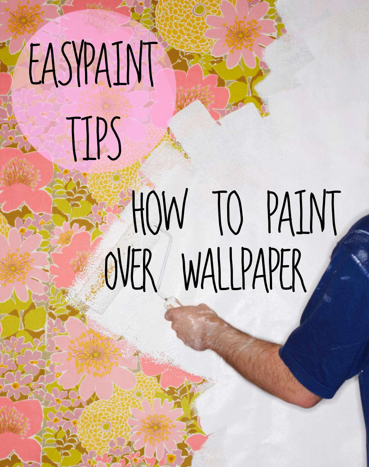 Download Can You Paint Over Patterned Wallpaper Gallery