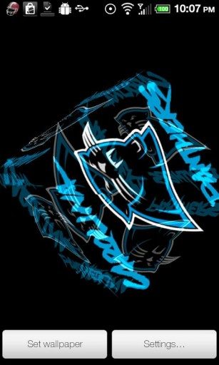 Free Live Fall Wallpapers For Desktop Download Carolina Panthers Live Wallpaper Gallery