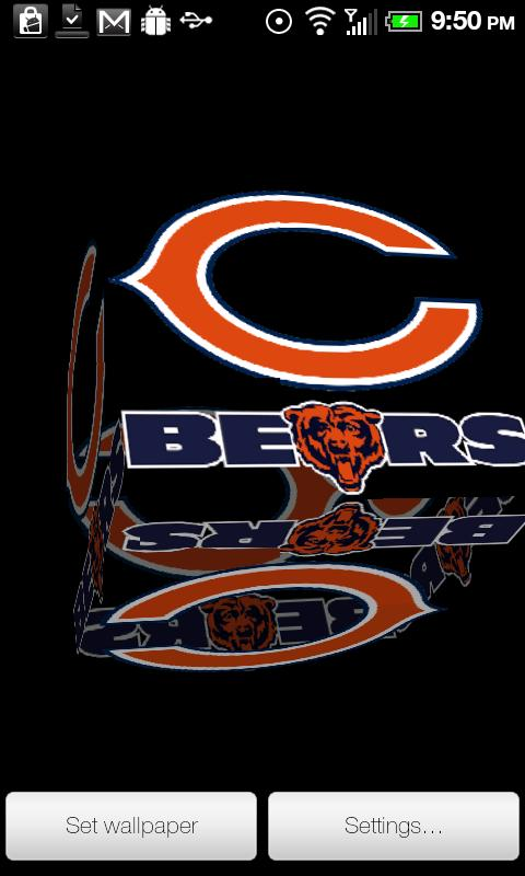 Cell Phone Wallpaper Quotes Download Chicago Bears Live Wallpaper Gallery