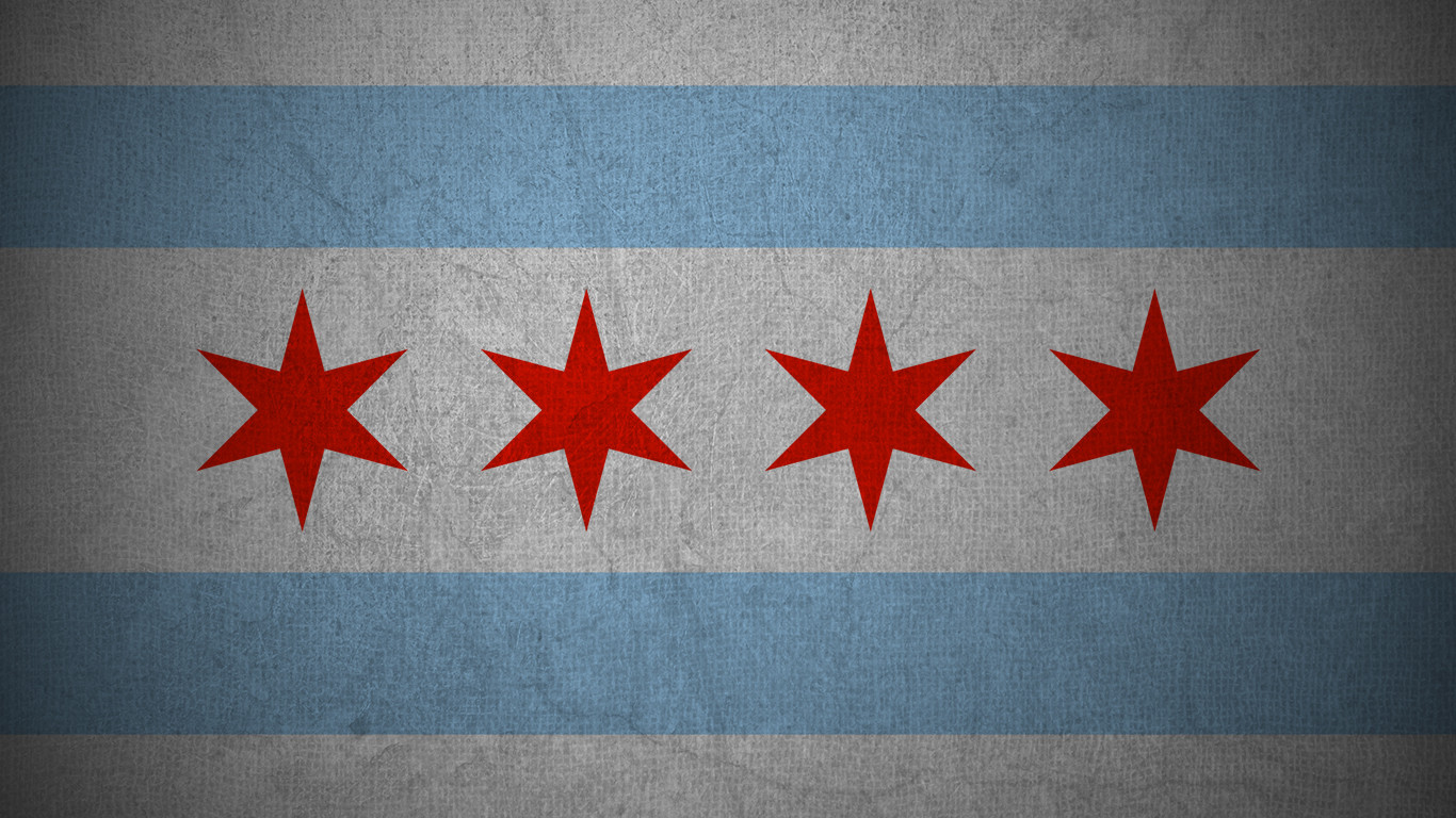 Free Animated Wallpaper For Android Tablet Download Chicago Flag Wallpaper Gallery