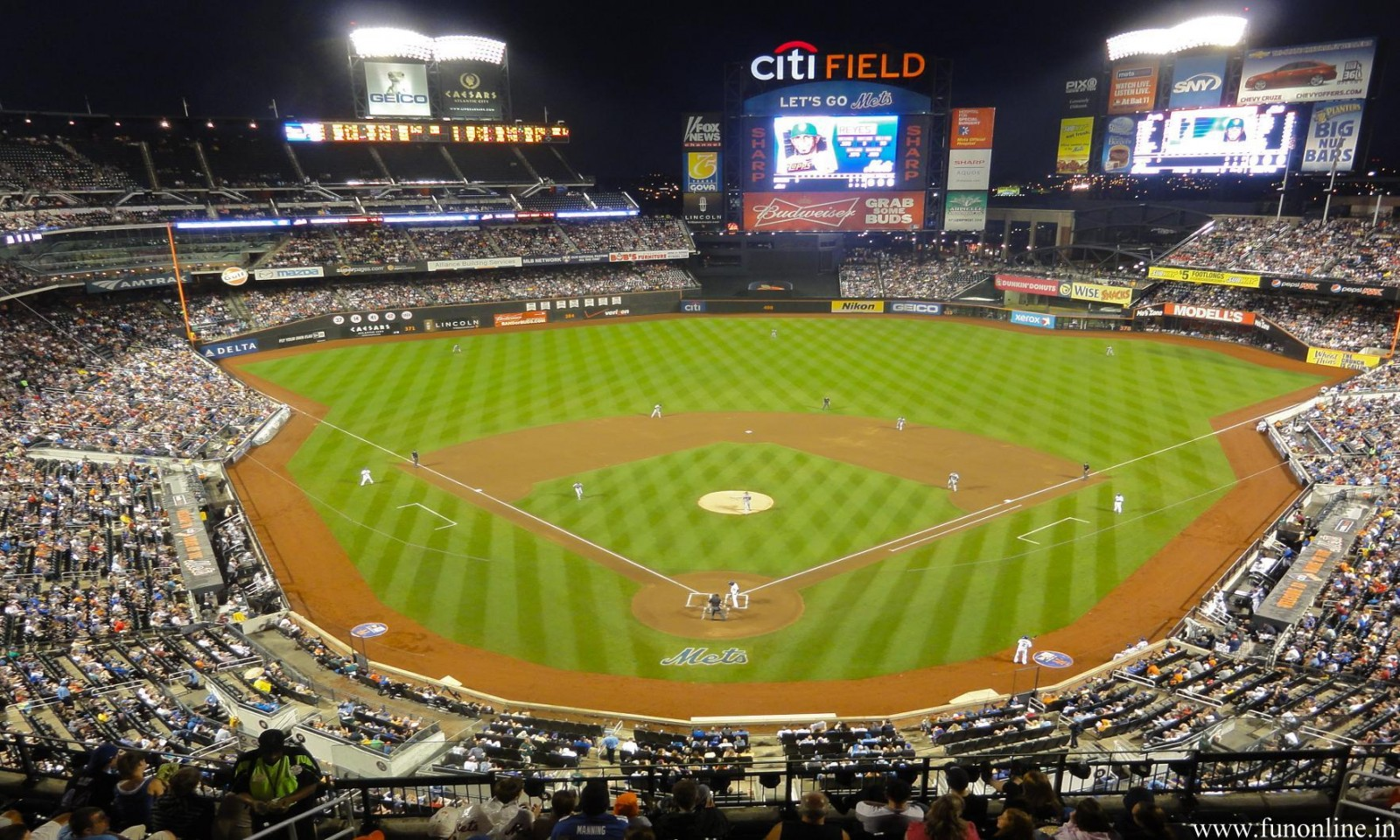 Www 3d God Wallpaper Com Download Citi Field Wallpaper Gallery