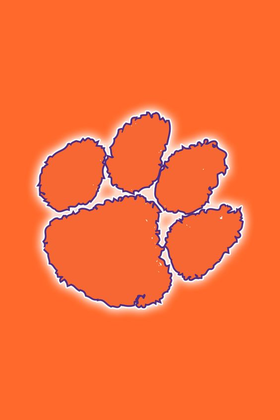 Love Cute Wallpaper Free Download Download Clemson Tigers Iphone Wallpaper Gallery