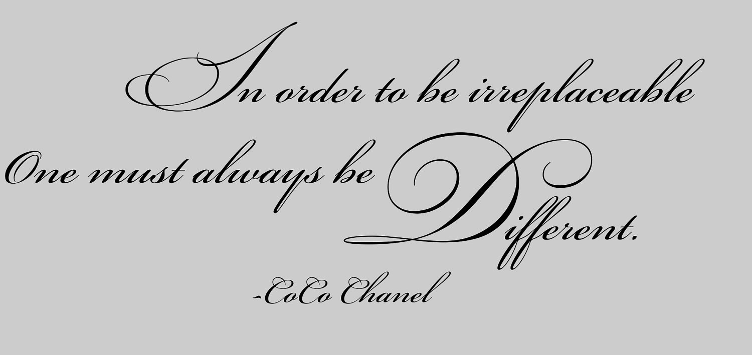 Coco Chanel Quotes Iphone Wallpaper Download Coco Chanel Quotes Wallpaper Gallery