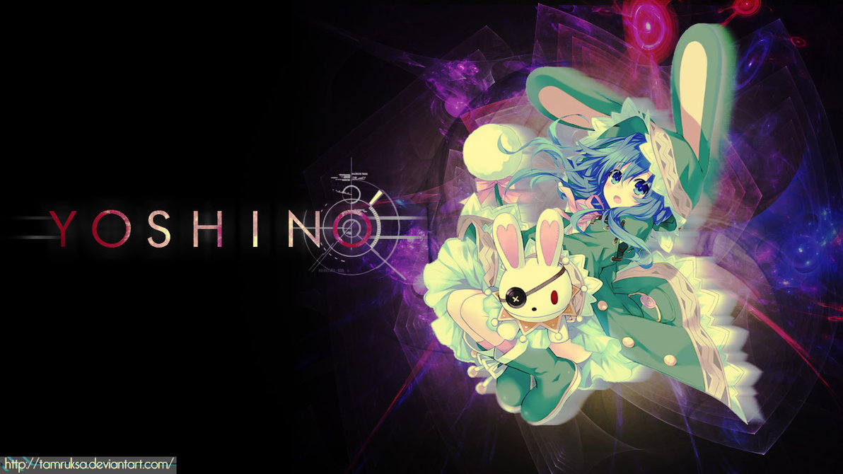 Lonely Quotes Wallpaper Download Date A Live Yoshino Wallpaper Gallery