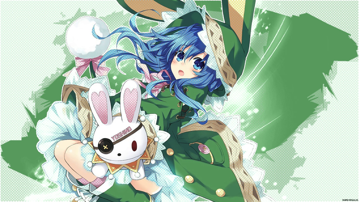 Lonely Girl Wallpaper With Quotes Download Date A Live Yoshino Wallpaper Gallery