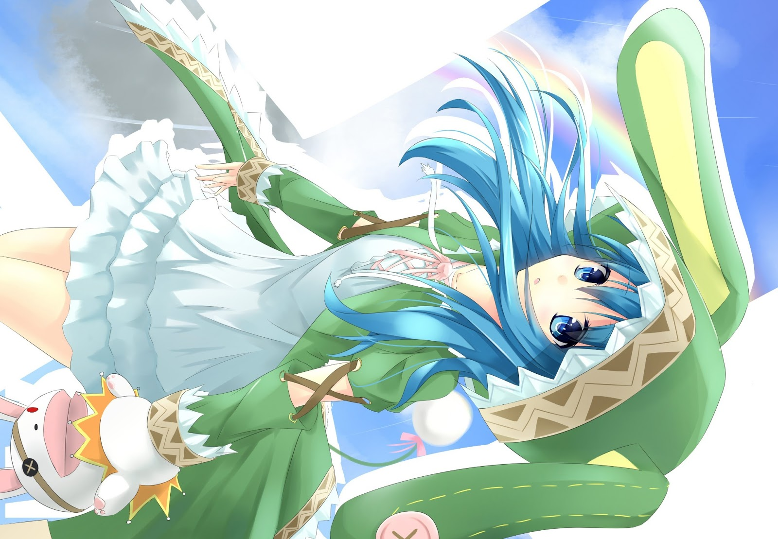Anime Wallpaper Girls With Glasses Download Date A Live Yoshino Wallpaper Gallery