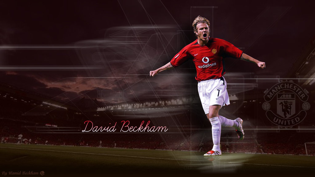 3d Live Wallpaper For Mobile Hd Download David Beckham Manchester United Wallpaper Gallery