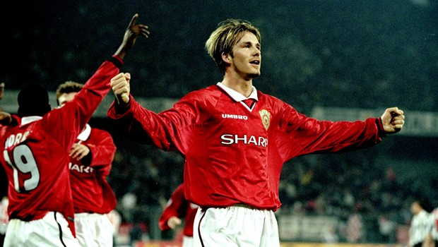 Wallpaper Quotes Free Download Download David Beckham Manchester United Wallpaper Gallery
