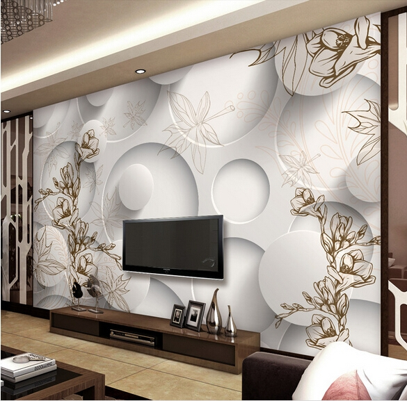 Download Elegant Wallpaper For Living Room Gallery