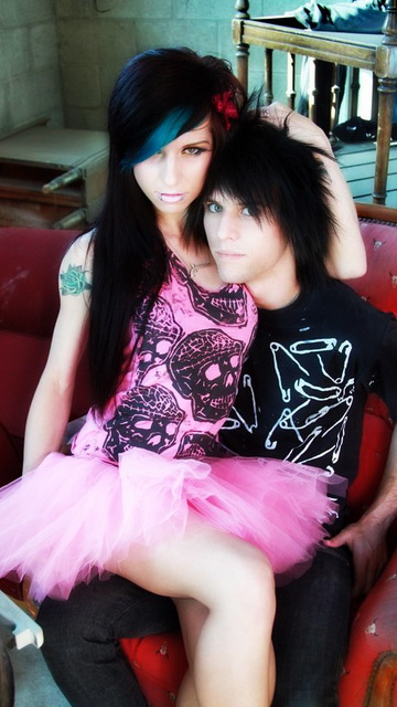 Cute Cartoons Couples Wallpapers Download Emo Couple Wallpapers Love Gallery
