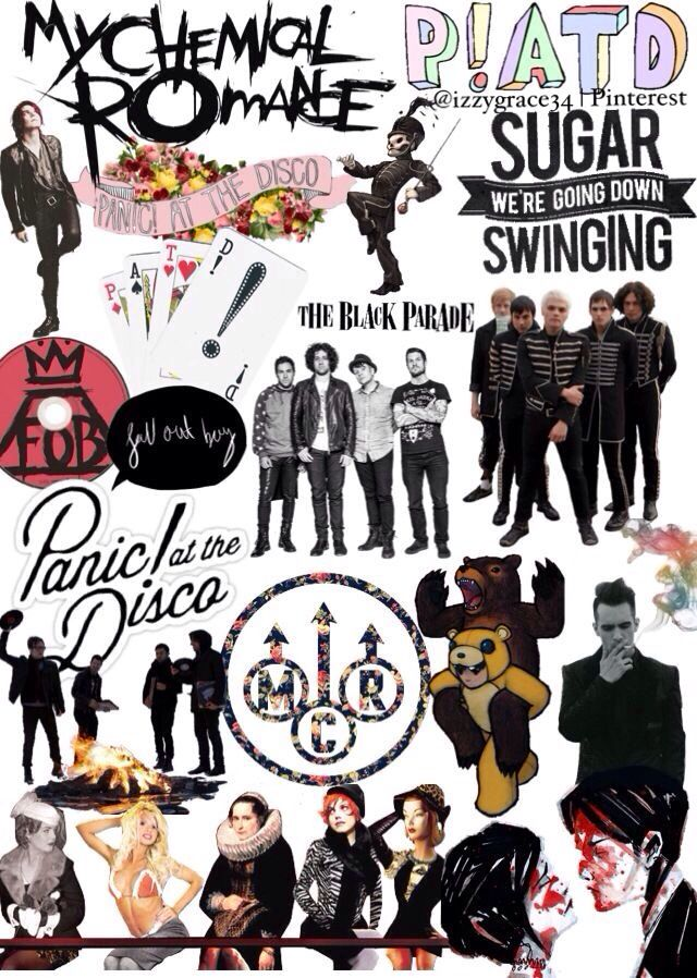 Fall Out Boy Phone Wallpapers Download Emo Music Wallpaper Gallery