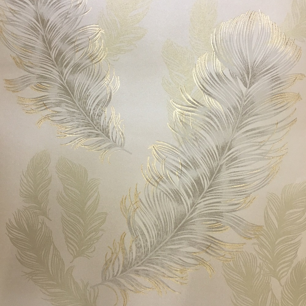 Feathers Wallpaper Home