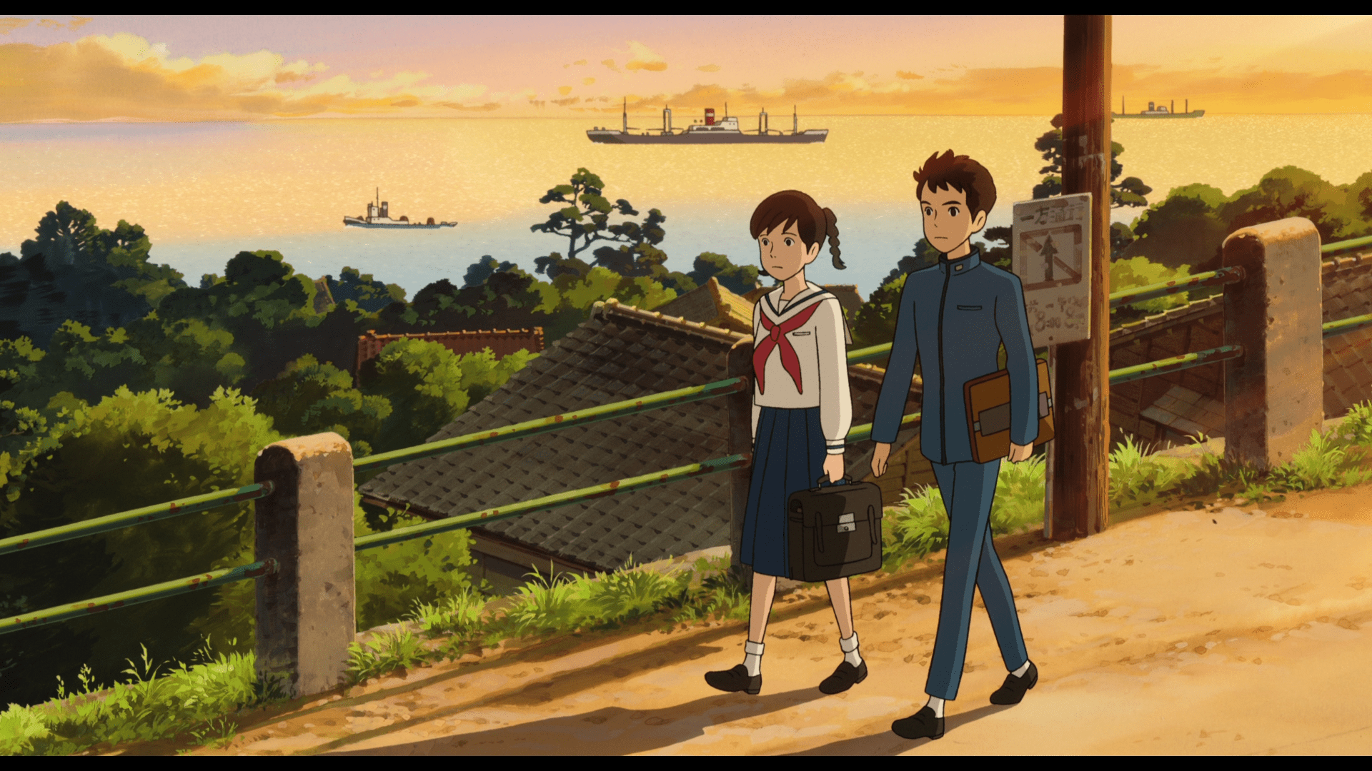 Fall Live Wallpaper Download From Up On Poppy Hill Wallpaper Gallery