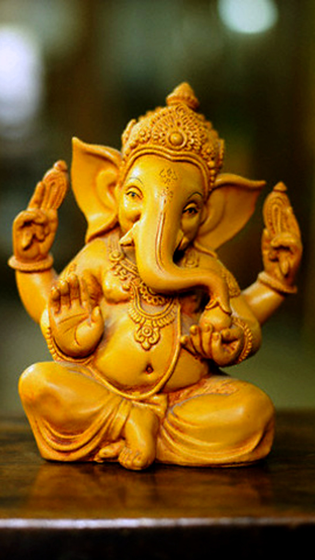 Cute Wallpapers Of Ganapati Download Ganpati Hd Wallpaper For Mobile Gallery