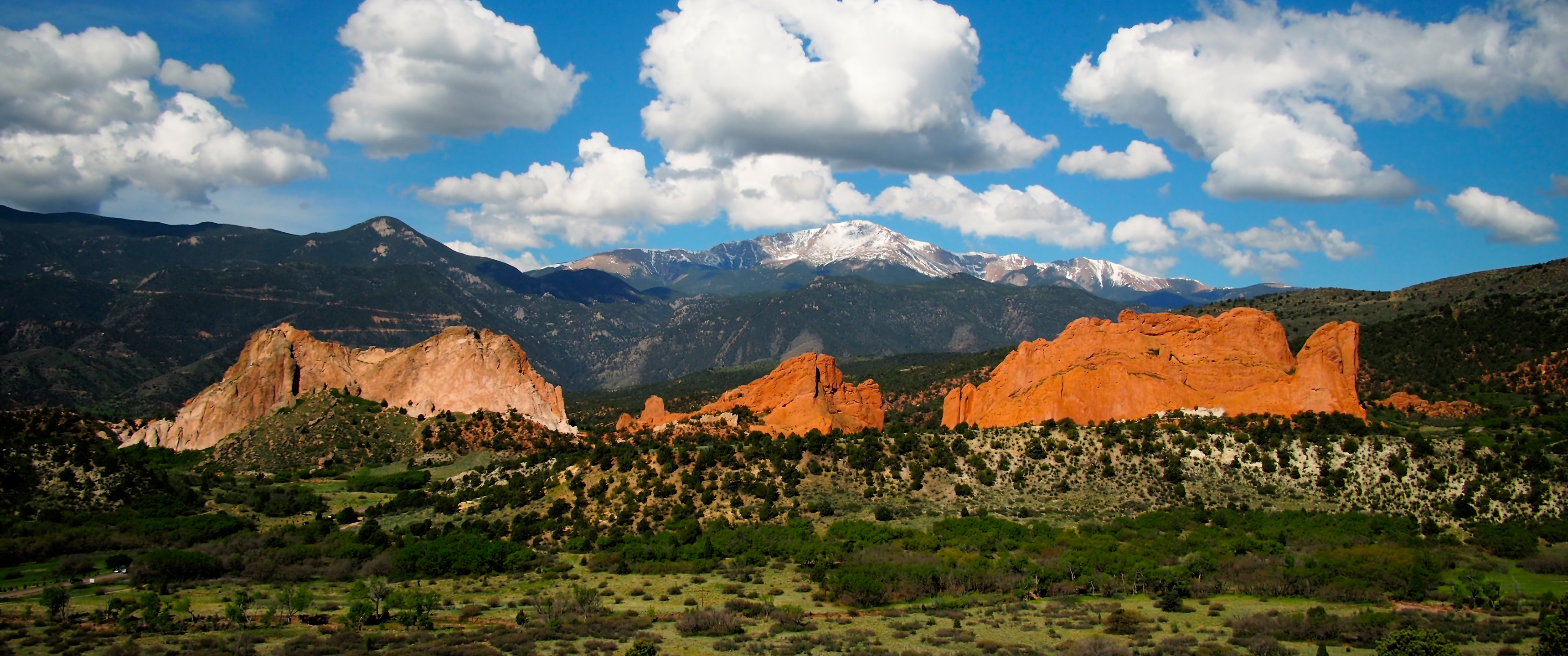 Download Garden Of The Gods Wallpaper Gallery