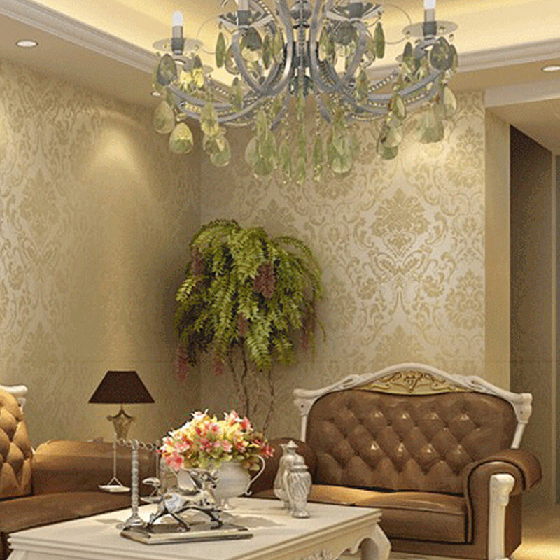 Download Gold Wallpaper Living Room Gallery