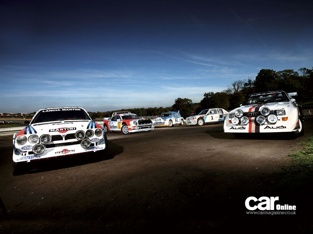 Download Group B Rally Wallpaper Gallery