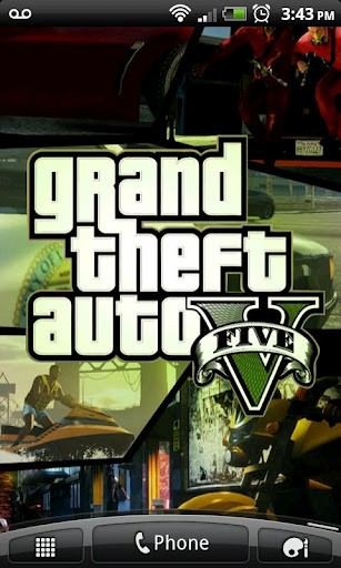 Sick Wallpapers For Iphone 5 Download Gta V Live Wallpaper Gallery