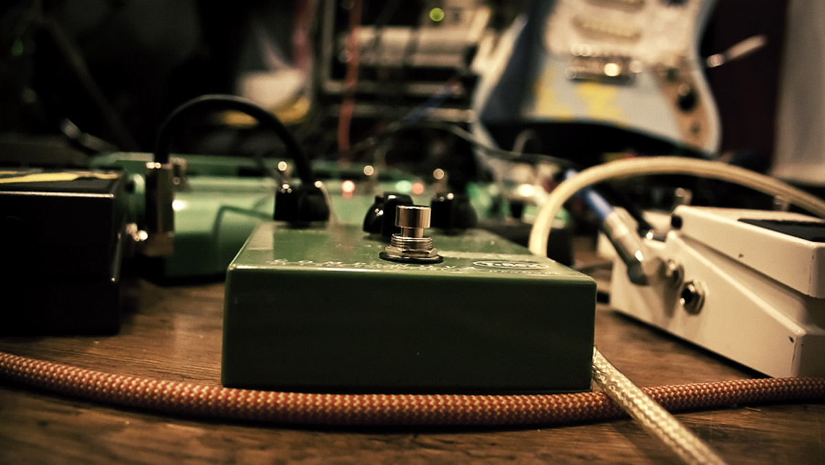 Download Guitar Pedals Wallpaper Gallery