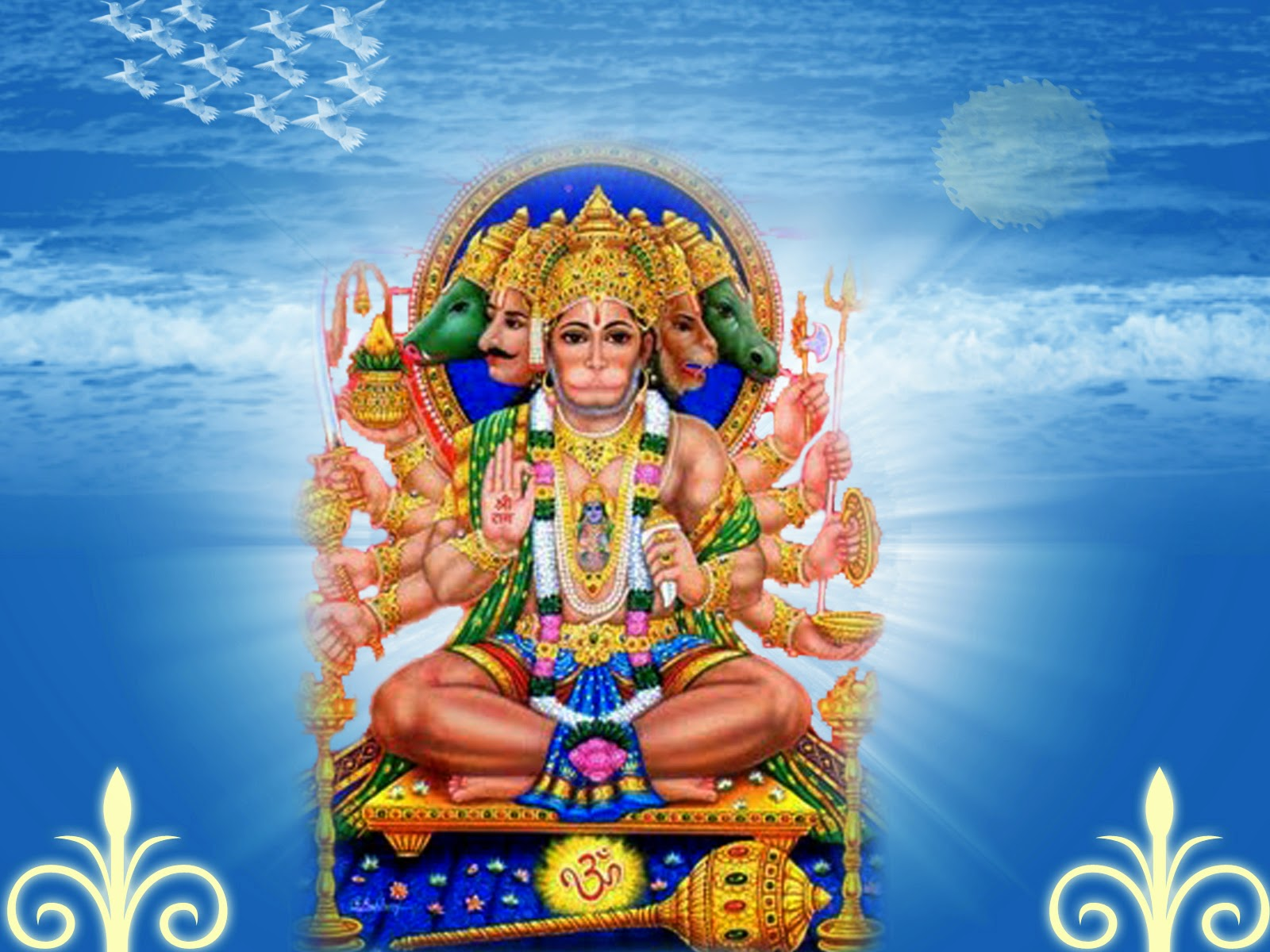 3d Hd Hanuman Live Wallpaper Download Download Hanuman Ji Wallpaper Full Size Hd Gallery