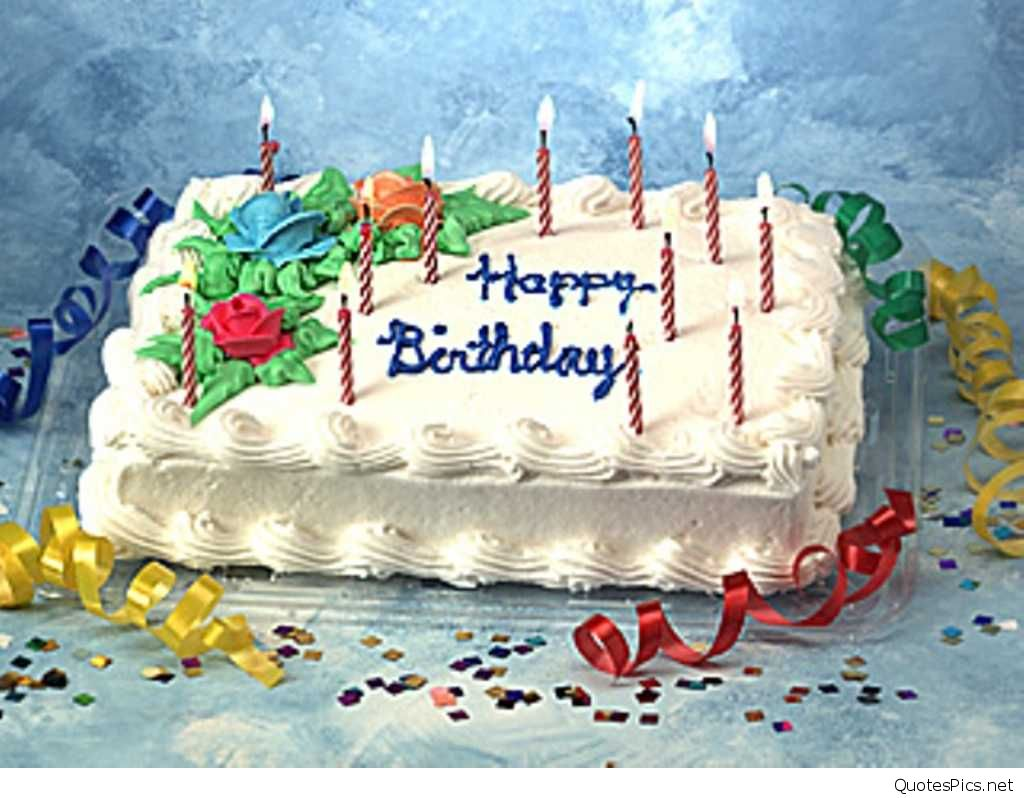 Sick Iphone 4 Wallpapers Download Happy Birth Day Cake Wallpaper Gallery