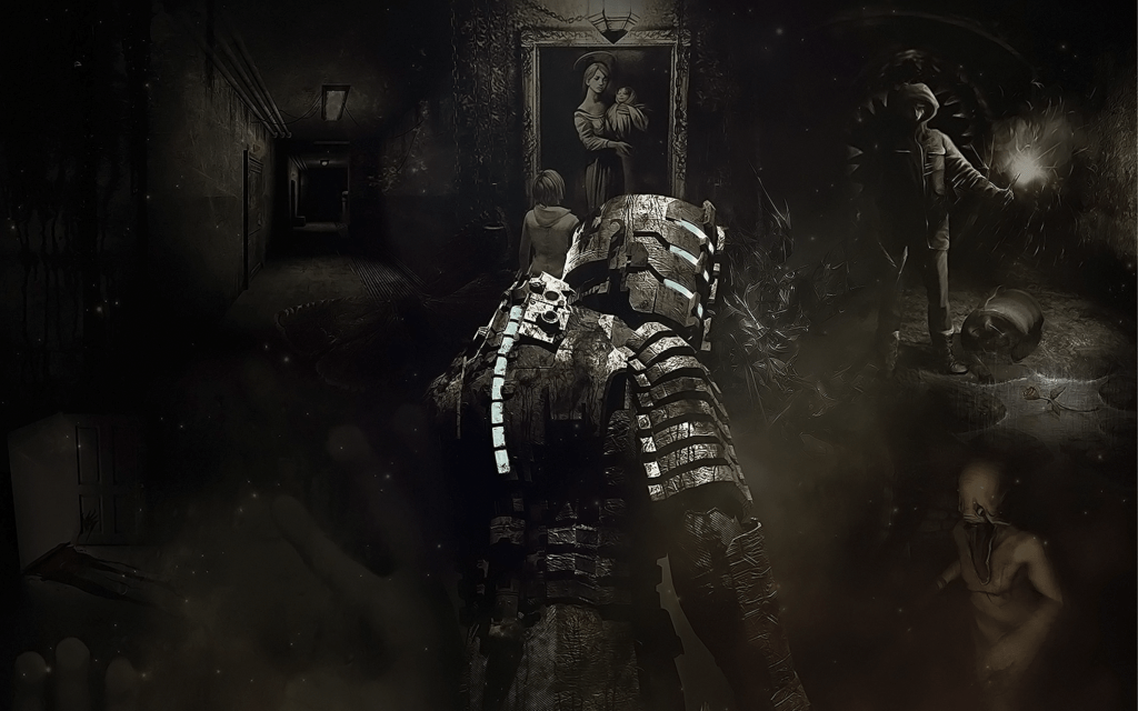 Call Of Duty Ww2 Iphone Wallpaper Download Horror Game Wallpaper Gallery
