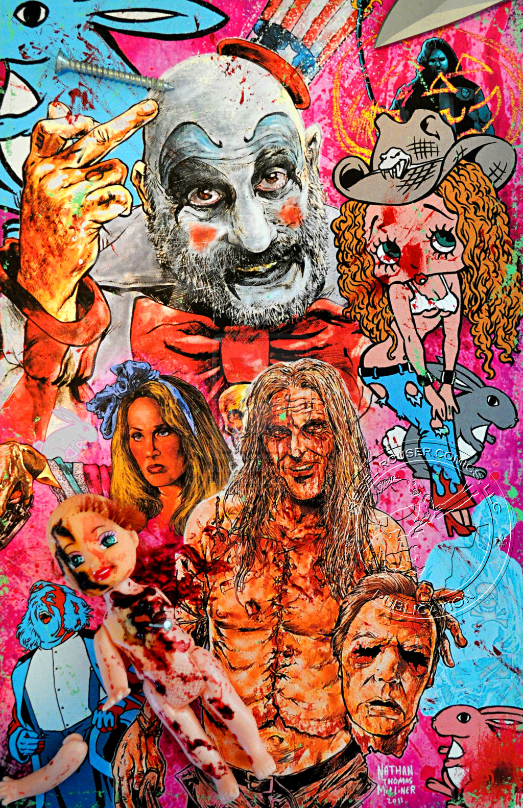 Cell Phone Wallpaper Quotes Download House Of 1000 Corpses Wallpaper Gallery