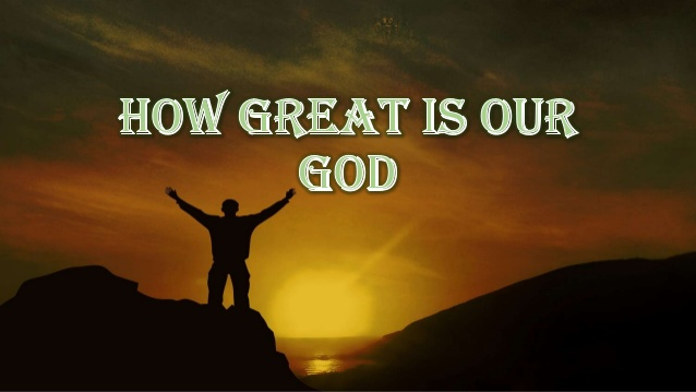 Christian Quotes Wallpaper For Android Download How Great Is Our God Wallpaper Gallery