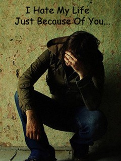 Animated Sad Wallpapers Download I Hate My Life Wallpaper Download Gallery