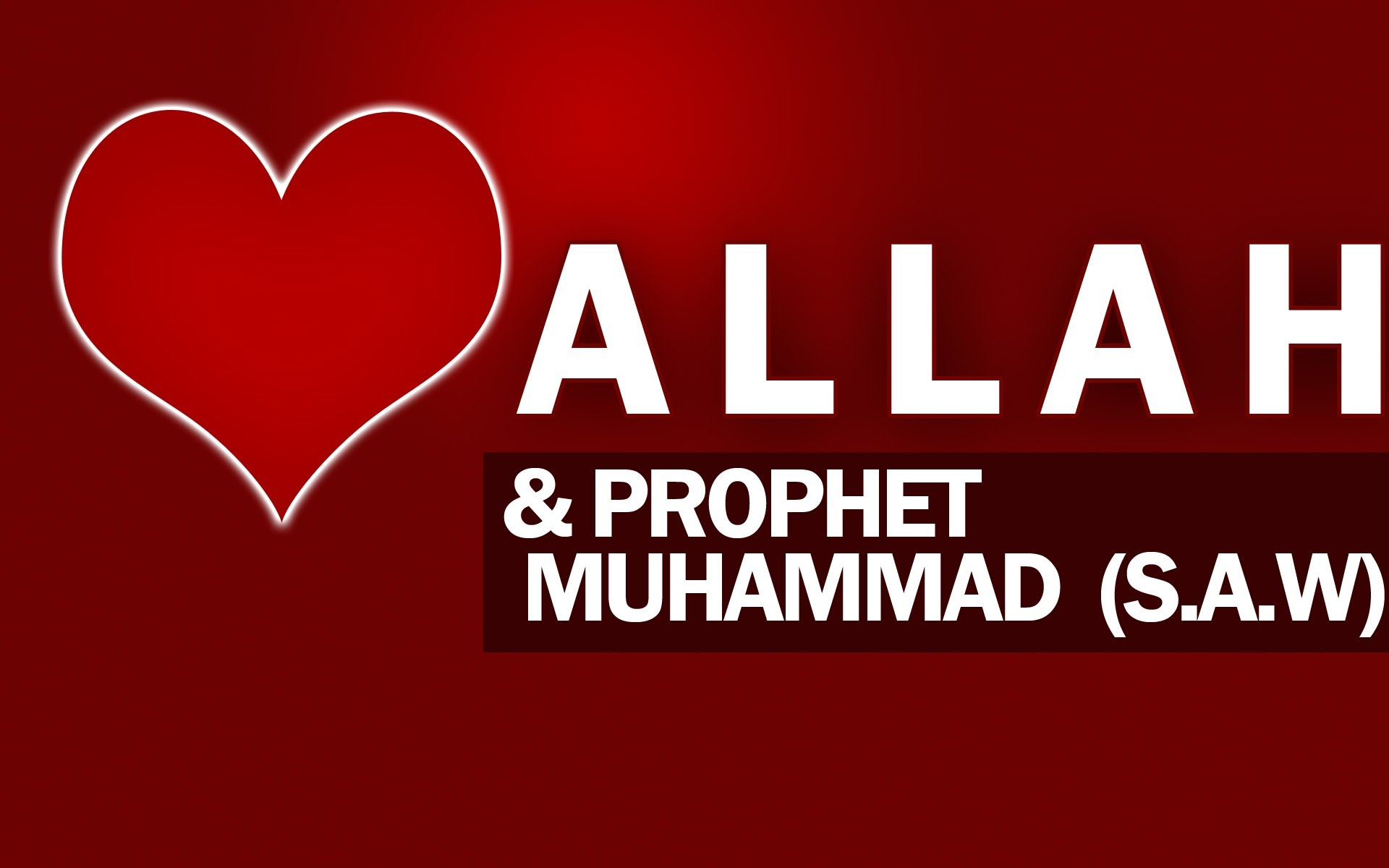 Falls Hd Wallpaper Free Download Download I Love Allah And Muhammad Wallpaper Gallery