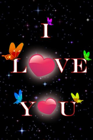 Download Animated Wallpapers For Mobile Phone Download I Love You K Wallpaper Gallery