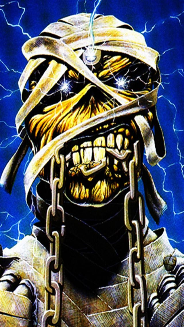 Black Girly Wallpapers For Iphone Download Iron Maiden Cell Phone Wallpaper Gallery