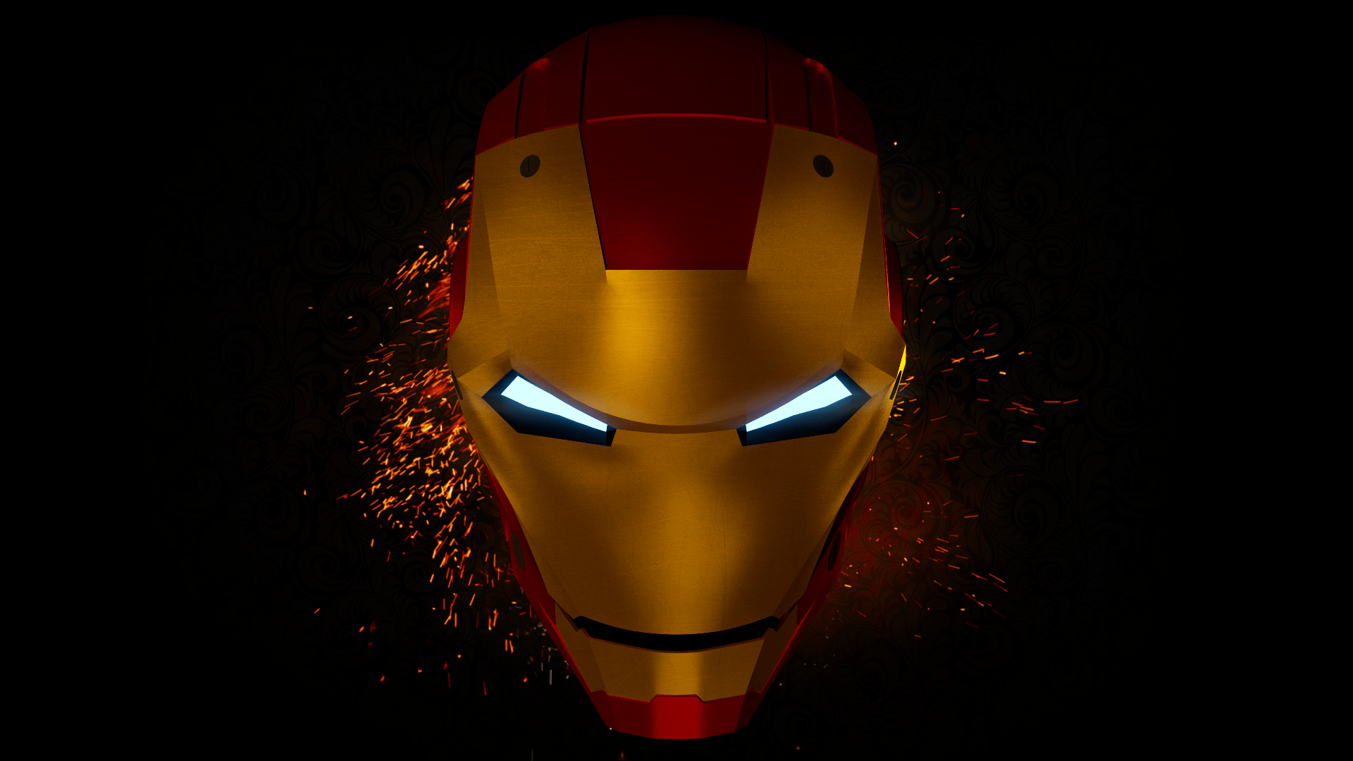 Wallpaper Girly Quotes Download Iron Man Head Wallpaper Gallery