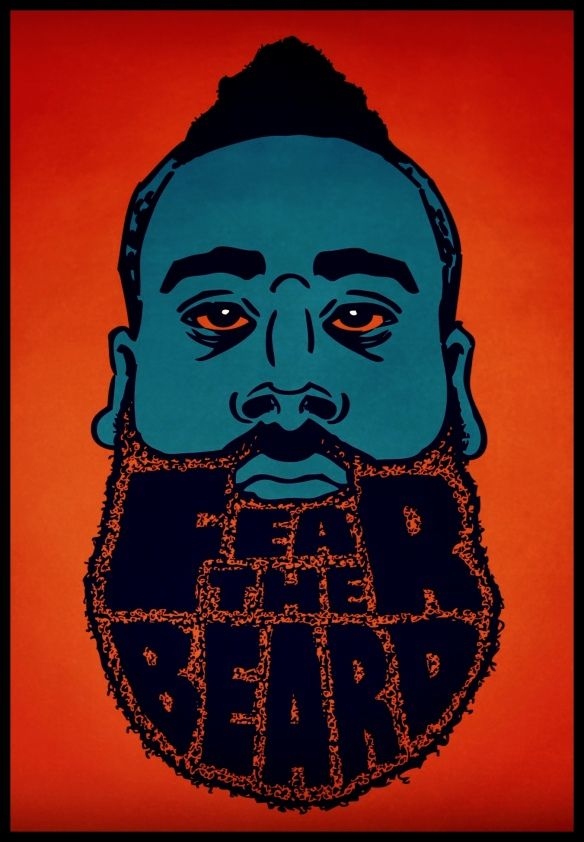 Beauty And The Beast Quotes Wallpaper Download James Harden Fear The Beard Wallpaper Gallery