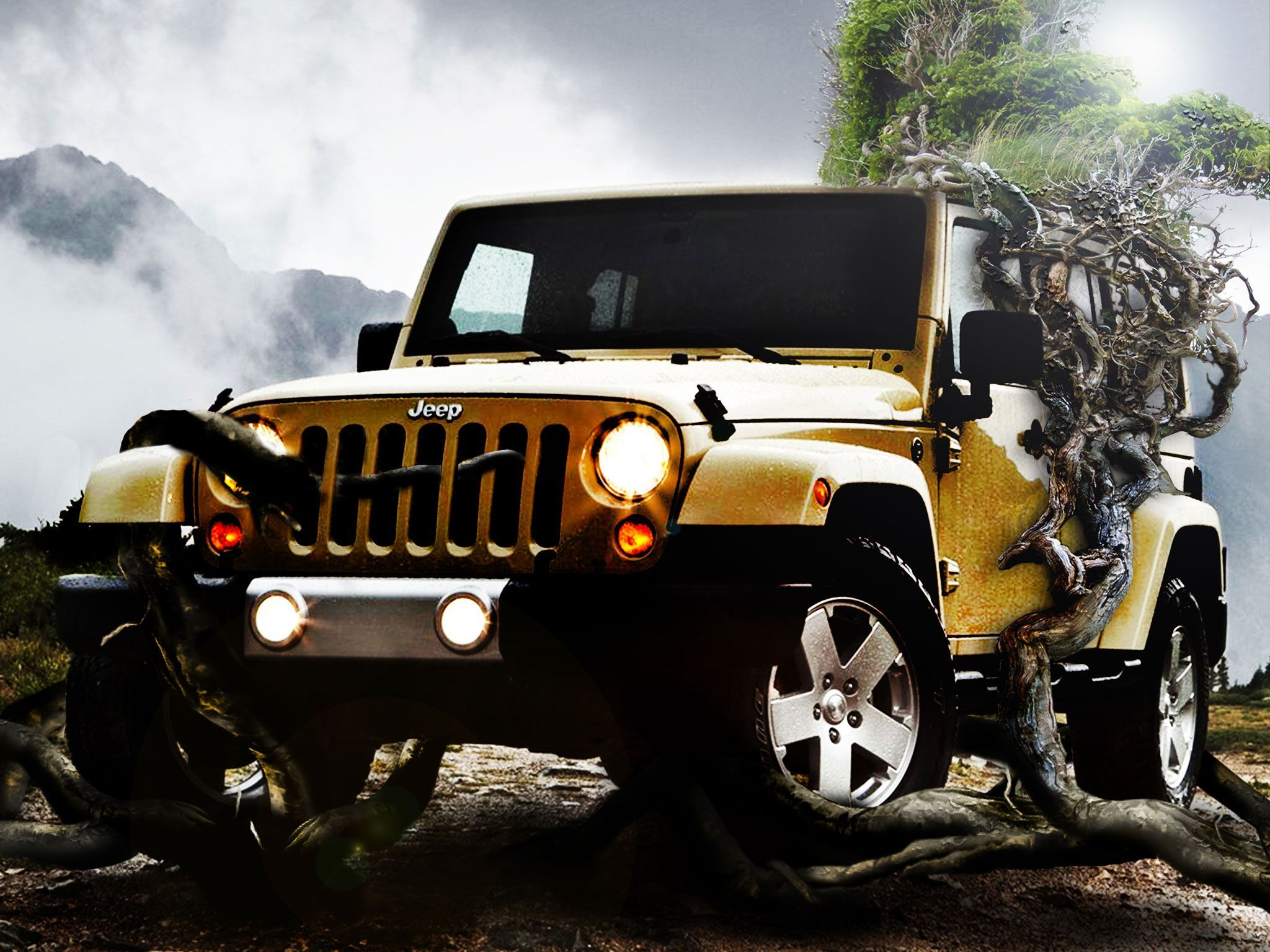 Download Jeep Car Wallpaper Gallery