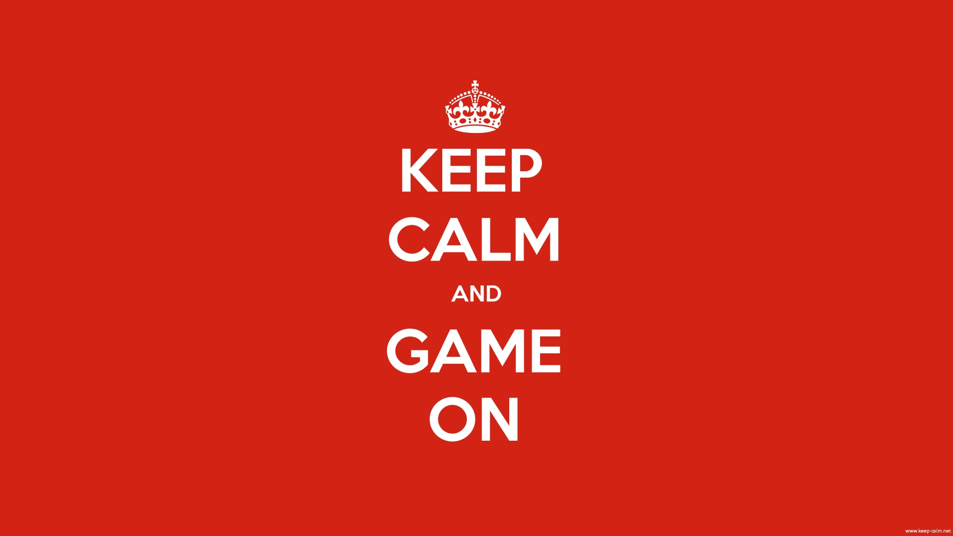 Beautiful Wallpapers With Lovely Quotes Download Keep Calm And Game On Wallpaper Gallery