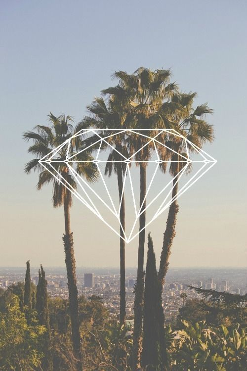 Los Angeles Quotes Wallpapers Download La Palm Trees Wallpaper Gallery