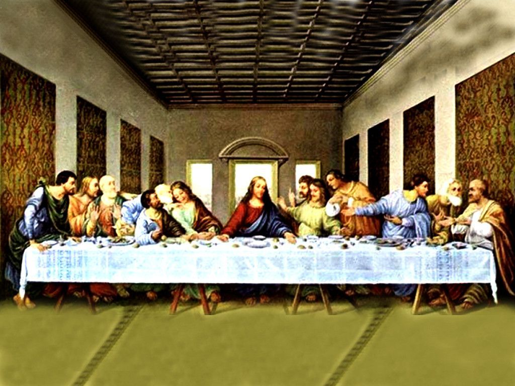 Samsung Mobile Hd Wallpapers Free Download Download Last Supper Wallpaper Gallery