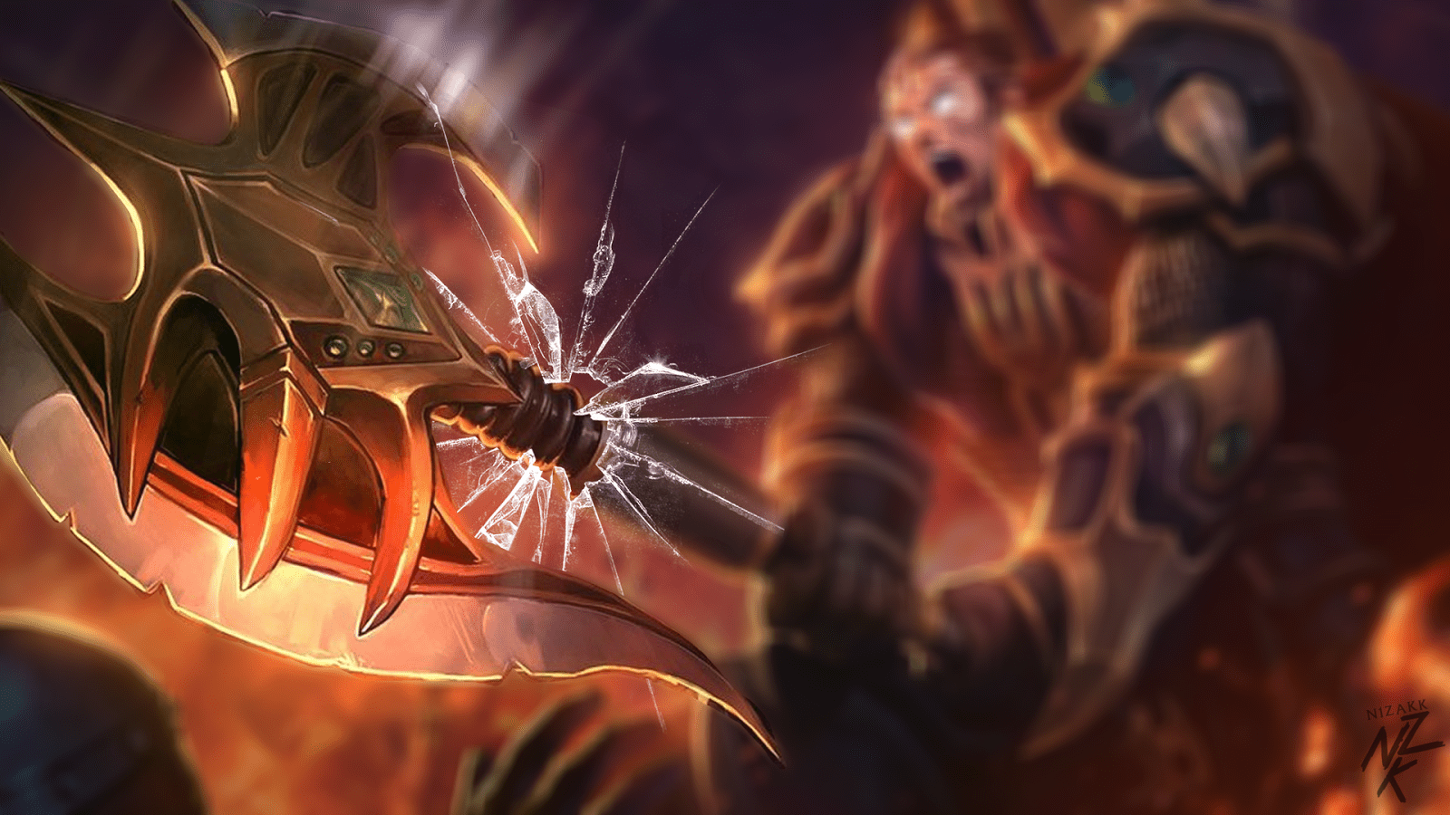 Iphone 5 Cracked Screen Wallpaper Download League Of Legends Live Wallpaper For Pc Gallery