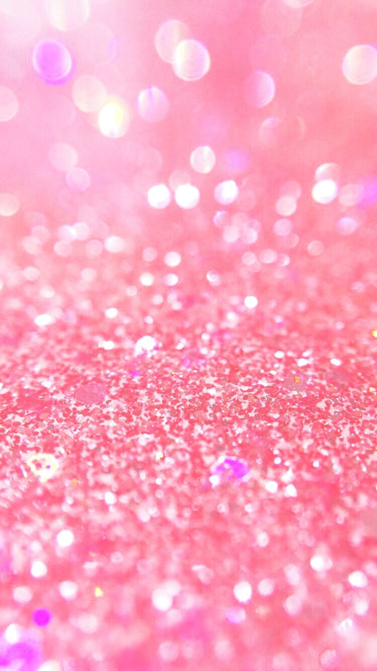 How To Get Moving Wallpapers On Iphone 4 Download Light Pink Glitter Wallpaper Gallery