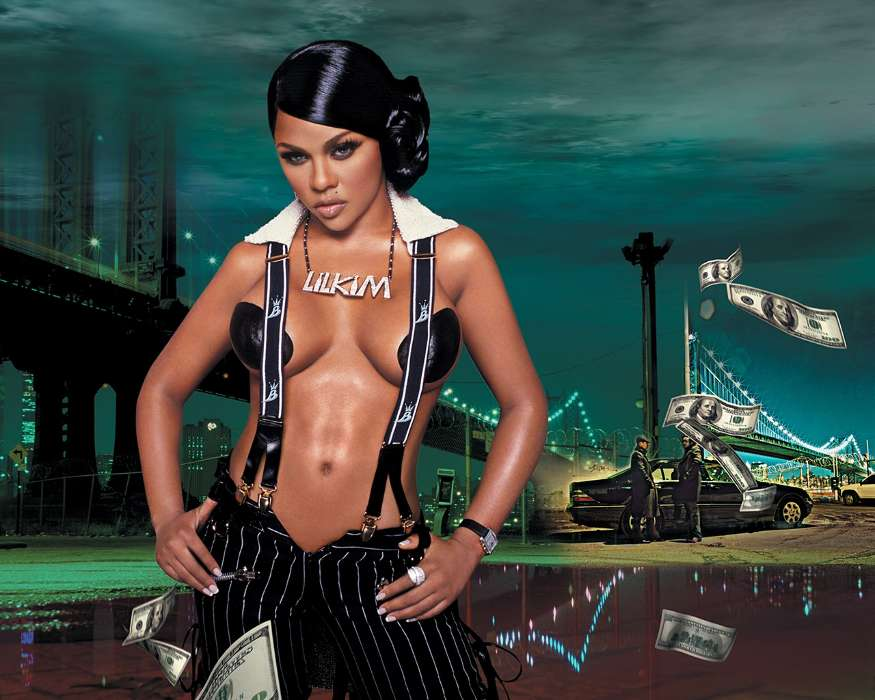 Wallpaper On Bedroom Wall Quotes Download Lil Kim Wallpapers Gallery