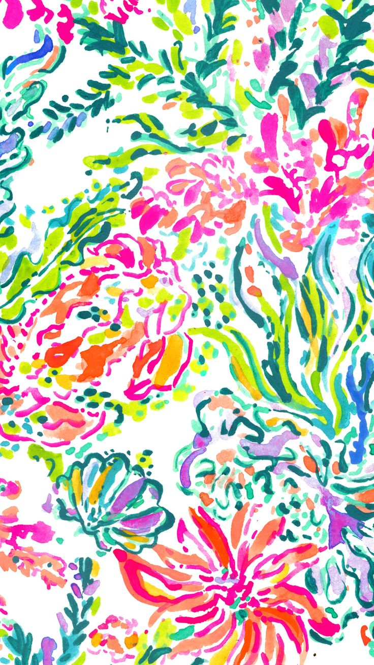 Lilly Pulitzer Desktop Wallpaper With Quotes Download Lilly Pulitzer Phone Wallpaper Gallery